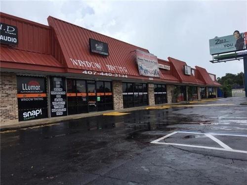UNDISCLOSED ORLANDO, FL 32809 - 12,618 sq. ft. Commercial
