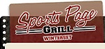 Sports Page Grill