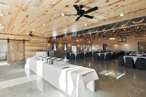 Banquet area - 2