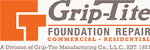 Grip-Tite Foundation Repair