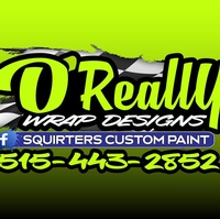 Squirter's Custom Paint & O'Really Wrap Designs