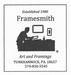 Framesmith Art and Framings