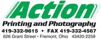 Action Printing and Photography