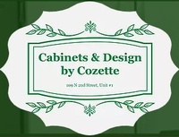 Cabinets & Design by Cozette, Inc.