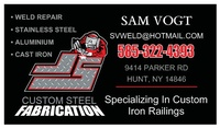 JS Custom Steel Fabrication