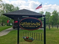 Gatherings at the Depot