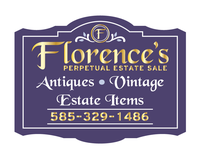Florence's Perpetual Estate Sale