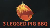 3 Legged Pig BBQ
