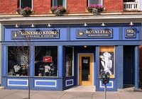 The Geneseo Store / Royaltees Screenprinting
