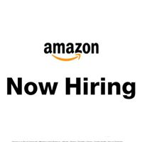 Amazon Now Hiring