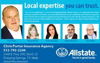 Chris Porter Allstate Insurance Agency