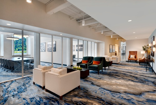 Breakout and Seating Area for Conference Center and Boardrooms