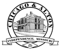 Chicago and Alton 1879 Depot