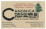 Canonica Farm and Forest Services