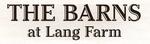 The Barns at Lang Farm
