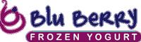 Blu Berry Frozen Yogurt
