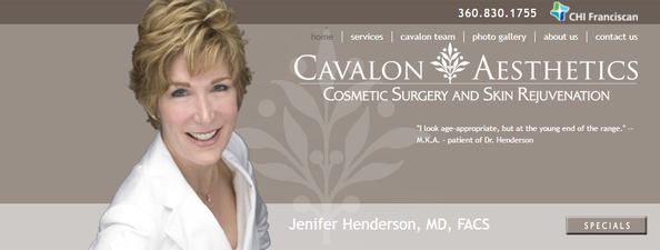 Cavalon Aesthetics at the Doctors Clinic