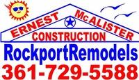 Ernest McAlister Construction