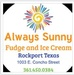Always Sunny Fudge & Ice Cream