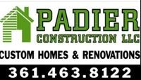 Padier Construction LLC