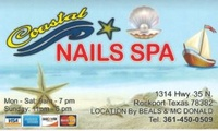 Coastal Nails Spa