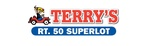 Terry's Route 50 Super Lot