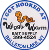 Wiggly Worm Bait Supply