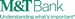 M&T Bank - Corporate