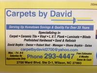 Carpets by David