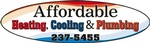 Affordable Heating, Cooling & Plumbing, Inc.