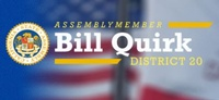 Assemblymember Bill Quirk - District 20