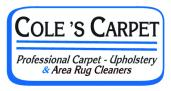 Cole's Carpet & Upholstery Cleaning Co.