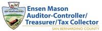 Ensen Mason San Bernardino County Auditor-Controller/Treasurer/Tax Collector