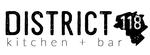 District 118 Kitchen + Bar