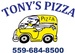 Tony's Pizza Tulare