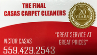 Casas Carpet Cleaning