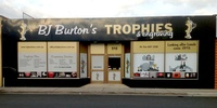 BJ Burtons Trophies & Engraving