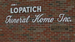 John J. Lopatich Funeral Home Inc.
