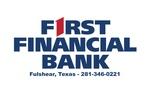 FIRST FINANCIAL BANK - Charter Platinum Member / Advisory Board
