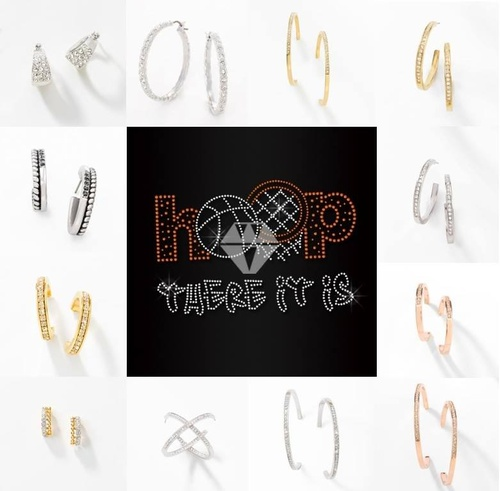 20% OFF All HOOPS! March Madness Sale till 3/31/18