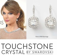 Celebrities love our jewelry too! Paris 1930 Earrings!