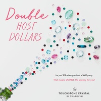 Double Host Dollars...FREE jewelry when you get your girlfriends together in January!