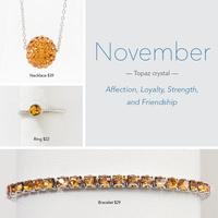 November Birthstone!