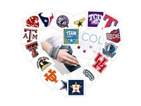 School or Team colors of Earrings, Necklaces, Bracelets & Rings!