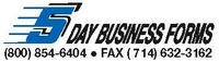 5 Day Business Forms Mfg., Inc.
