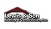 Lewis and Son Roofing and Construction, Inc.