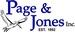 Page & Jones, Inc.