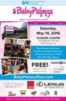 Babypalooza is just around the corner! Will you be there? If so, stop by our table and say howdy smile emoticon May 14th. #babiesbepartying