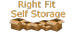 Right Fit Self Storage