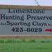 Limestone Hunting Preserve & Sporting Clays
